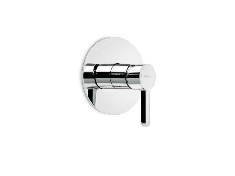 Single handle shower mixer ERGO | Single handle shower mixer by newform
