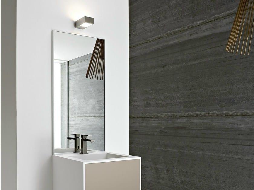 Bathroom mirror UNICO | Bathroom mirror by Rexa Design