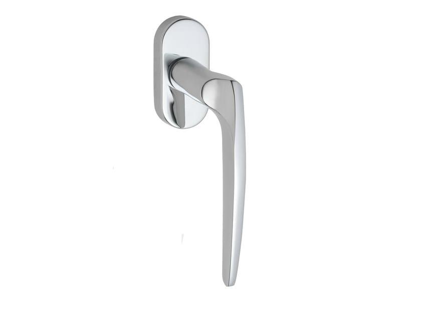 DK brass window handle C068   DK window handle by Enrico Cassina