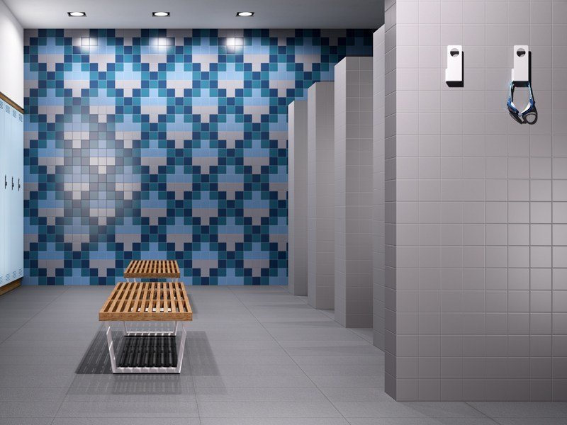 Glazed stoneware wall/floor tiles COLOUR by Ceramica d'Imola