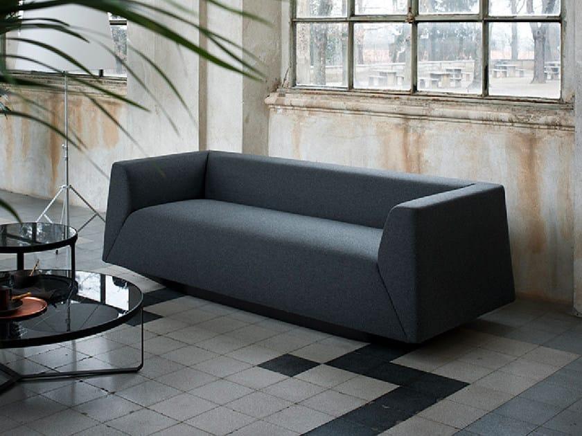 Fabric sofa CRYSTAL | Sofa by Tacchini