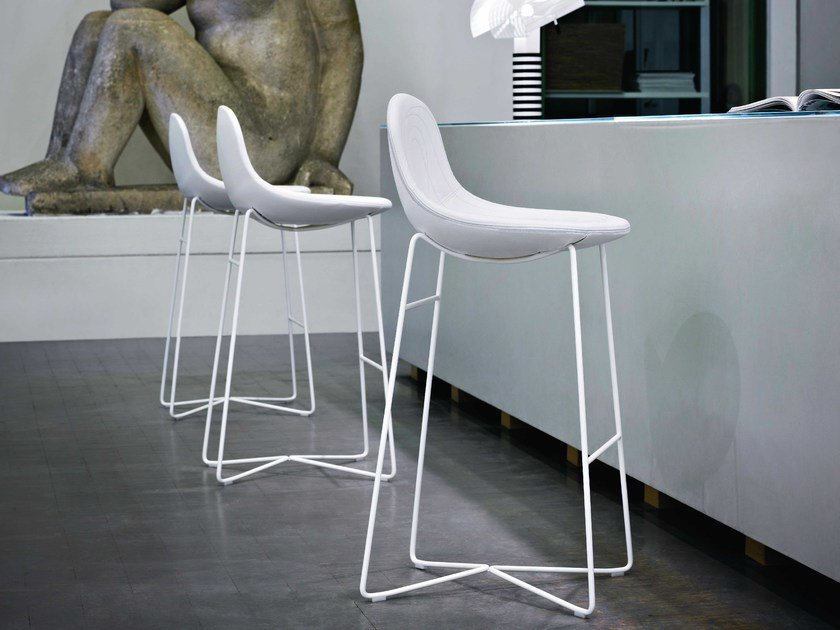 High stool DOODLE | Stool by Tacchini