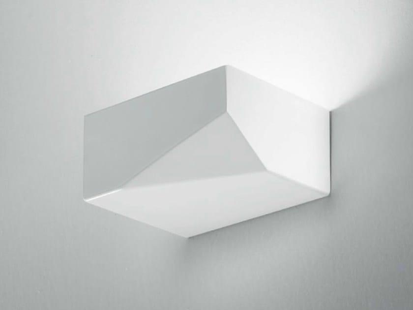 LED metal wall light ACHEOS by PANZERI