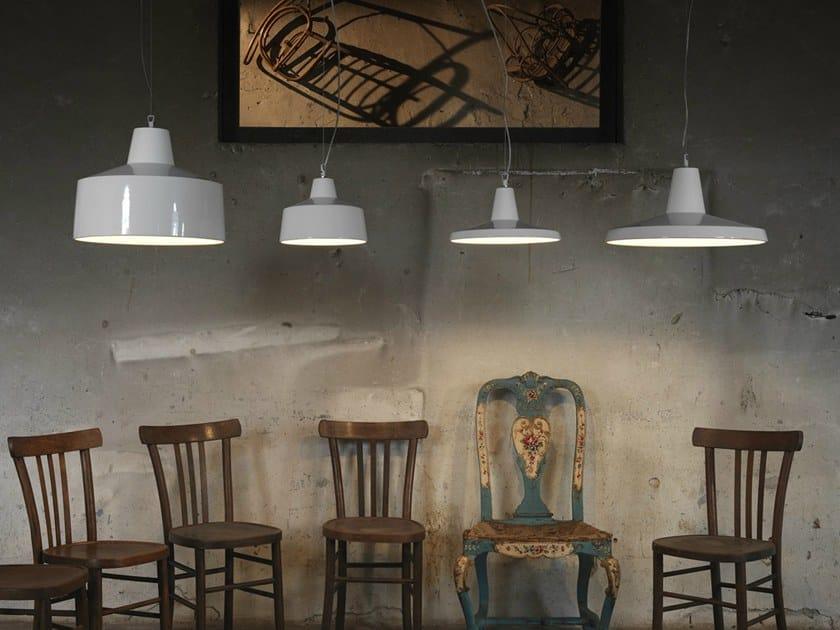 Ceramic pendant lamp GANGSTER | Pendant lamp by Karman