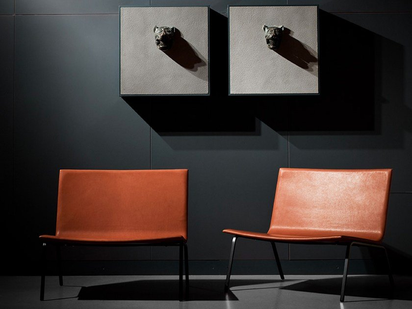 Relaxing armchair XL by Tacchini