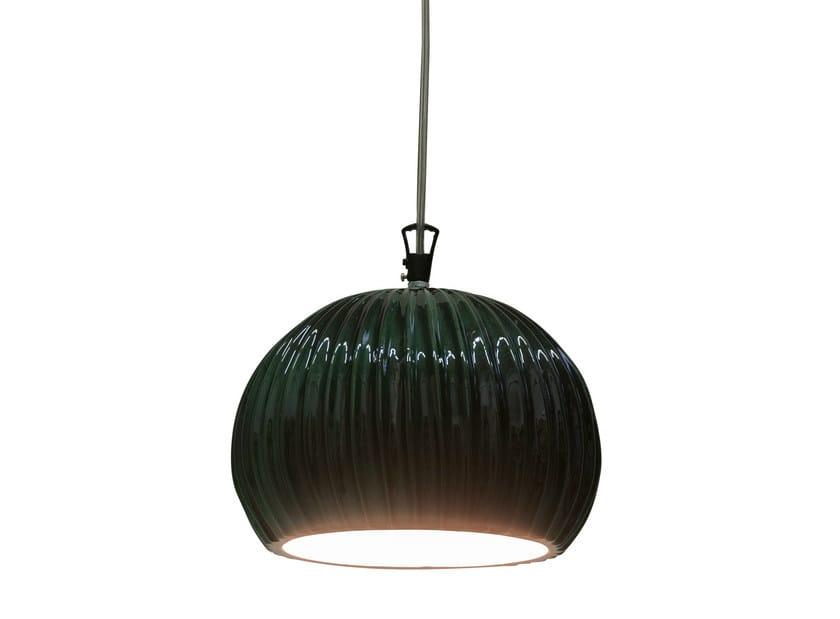 Ceramic pendant lamp SAHARA   Pendant lamp by Karman