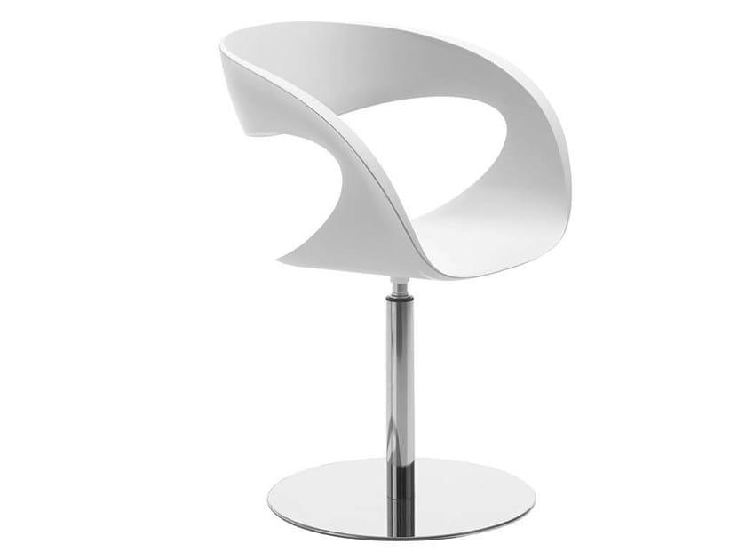Baydur® waiting room chair RAFF GT | Chair by Midj