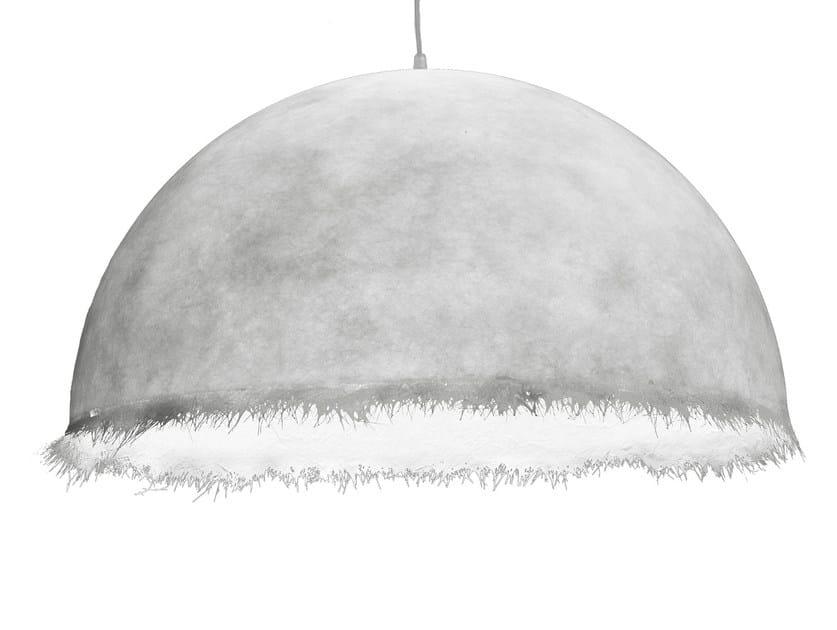 Fiberglass pendant lamp PLANCTON | Pendant lamp by Karman