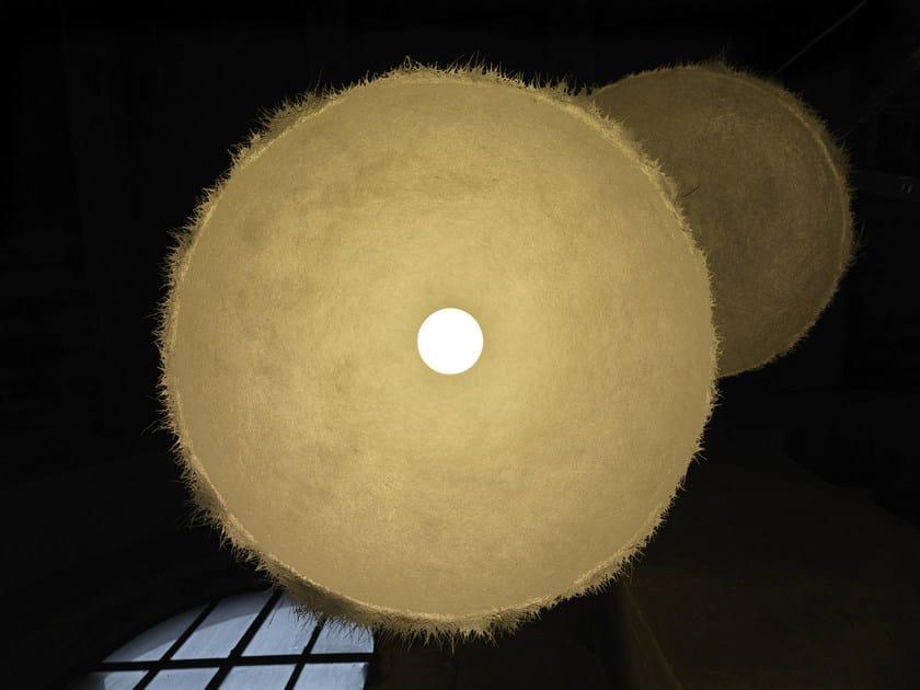 Lampade In Vetroresina : Lampada a sospensione in vetroresina plancton lampada a