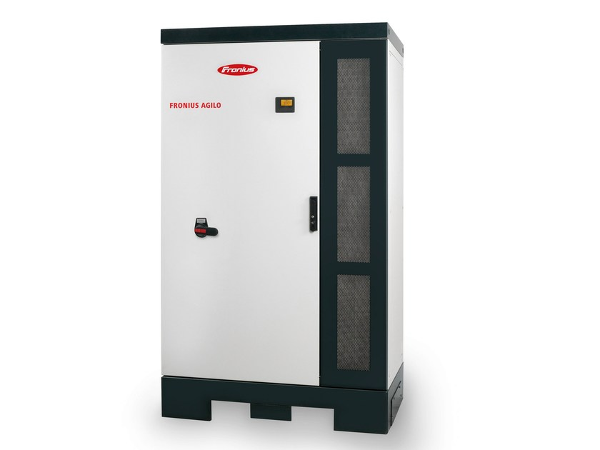 Three-phase Inverter for photovoltaic system FRONIUS Serie AGILO by COENERGIA
