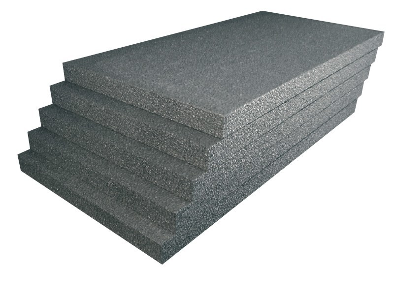 Graphite-enhanced EPS thermal insulation panel Graphite-enhanced EPS thermal insulation panel by EDINET