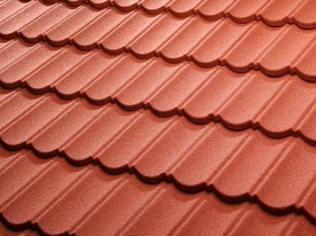 Steel roof tile DECRA by ICOPAL
