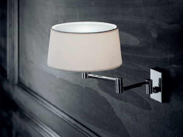 Wall lamp with swing arm CLASSIC   Wall lamp with swing arm by PANZERI