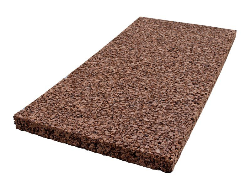 Cork thermal insulation panel Cork thermal insulation panel by EDINET