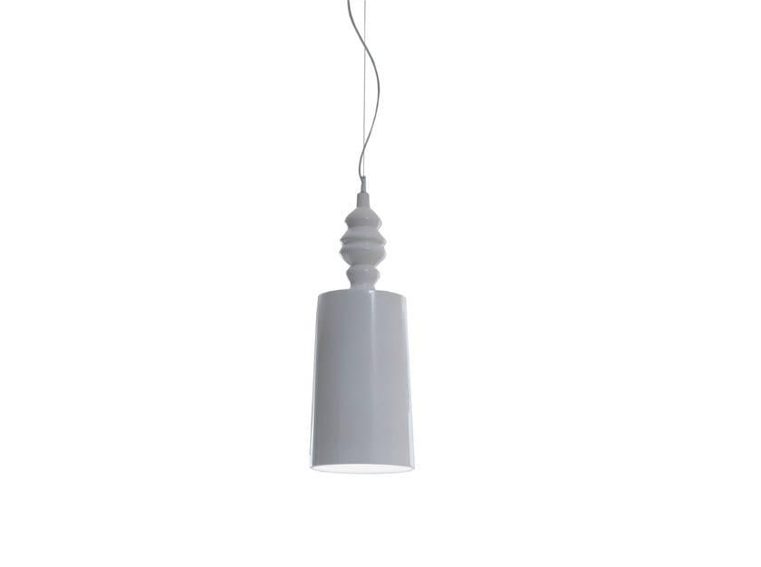 Ceramic pendant lamp ALÌ E BABÀ | Pendant lamp by Karman