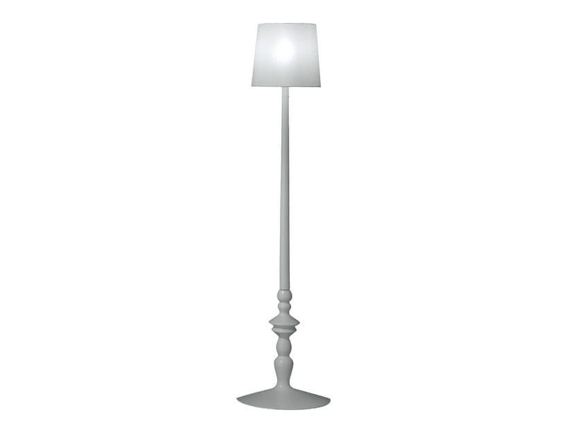 Ceramic wall lamp / floor lamp ALÌ E BABÀ | Floor lamp by Karman