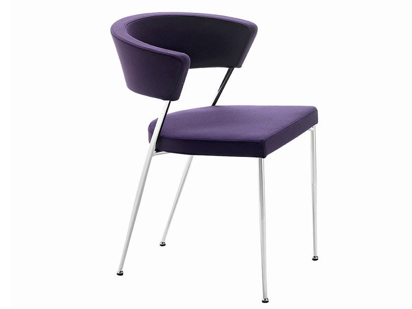 Upholstered chair PRINZ | Upholstered chair by Midj