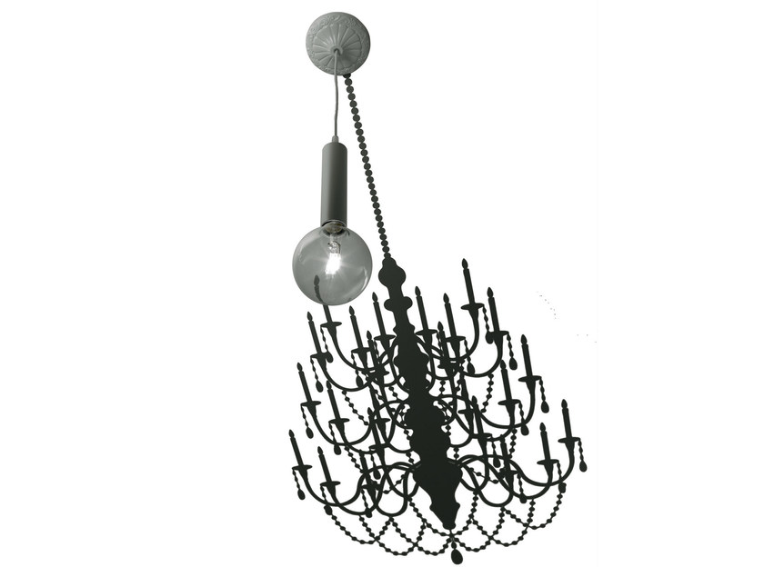 Metal pendant lamp GHOST | Pendant lamp by Karman