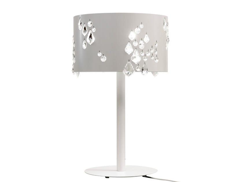 Metal table lamp MISS BRILLA | Table lamp by Karman