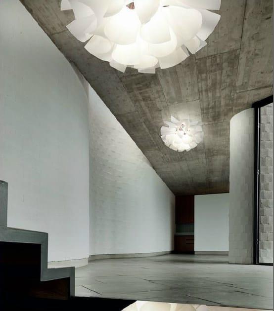 tutu ceiling lamp by panzeri design hiroki takada. Black Bedroom Furniture Sets. Home Design Ideas