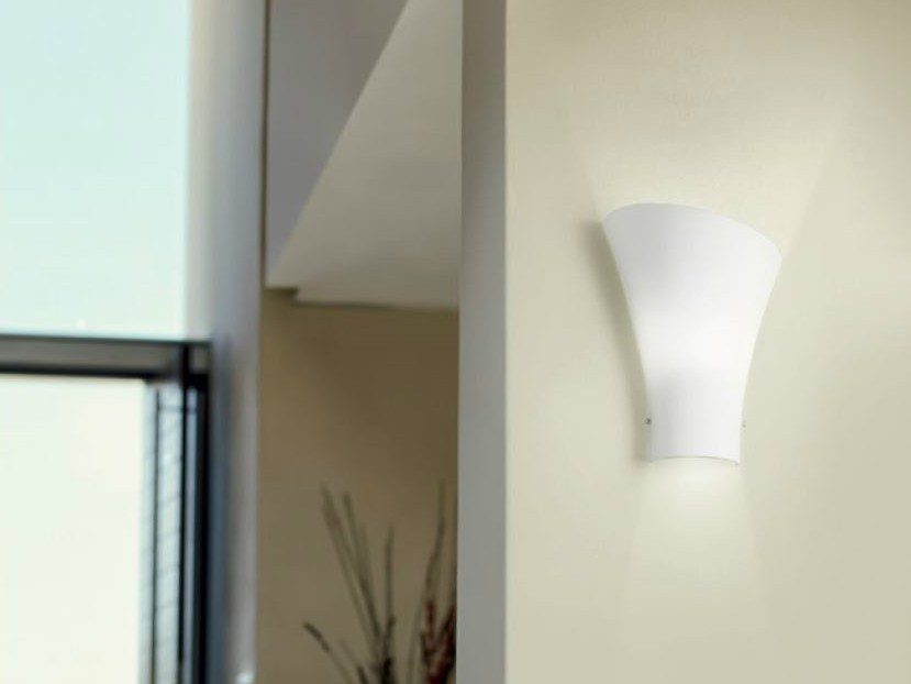 Wall light TWISTER | Wall light by PANZERI