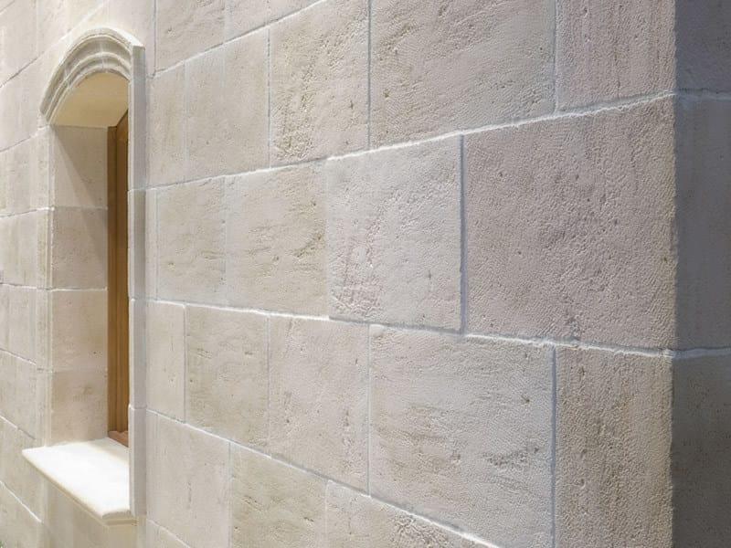 DORDOGNE | Rivestimento di facciata in pietra artificiale Rivestimento in pietra ricostruita Litoland DORDOGNE