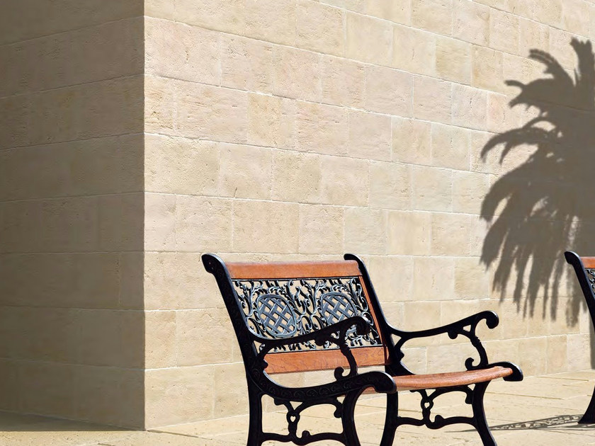 DORDOGNE | Rivestimento di facciata in pietra artificiale