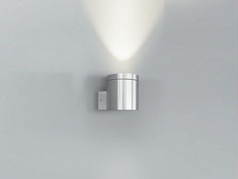 LED aluminium wall lamp BELLATRIX | LED wall lamp by PANZERI