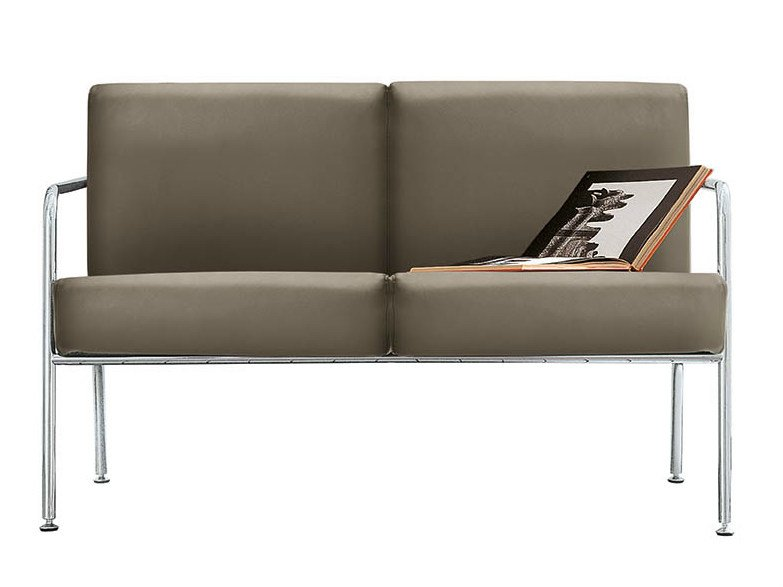 2 seater sofa BILLY | Upholstered sofa by Midj