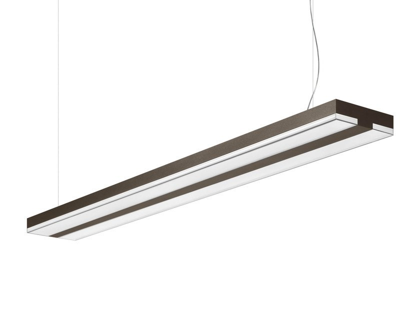 Direct-indirect light pendant lamp CHOCOLATE | Pendant lamp by Artemide