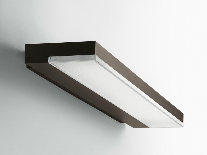 Direct-indirect light wall lamp CHOCOLATE | Wall lamp by Artemide
