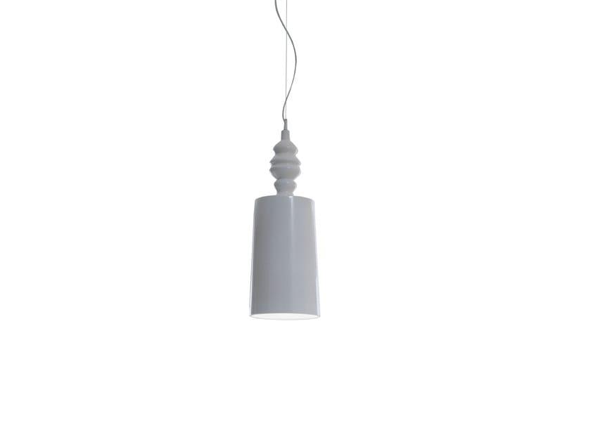 Ceramic pendant lamp ALIBABABY | Pendant lamp by Karman