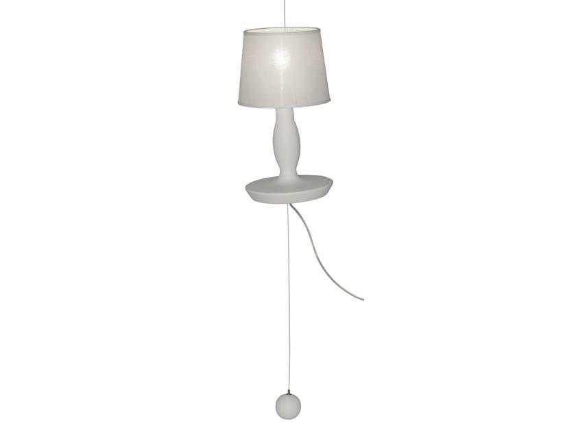 Ceramic pendant lamp NORMA M   Pendant lamp by Karman
