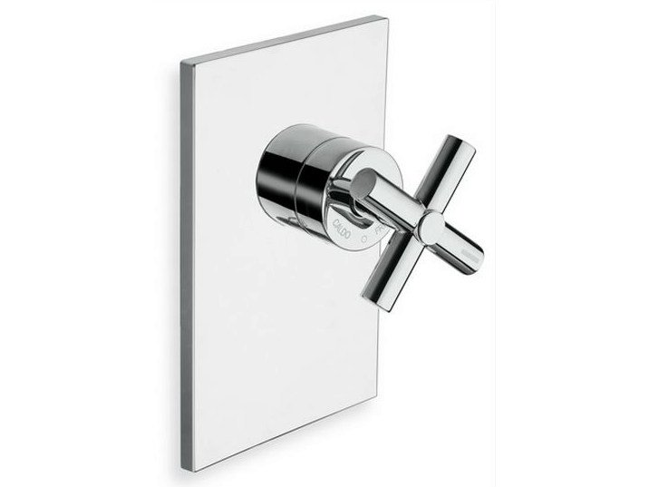 Chrome-plated single handle shower mixer EXCLUSIVE | Single handle shower mixer by CRISTINA