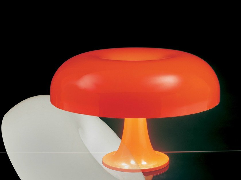 ABS table lamp NESSO by Artemide