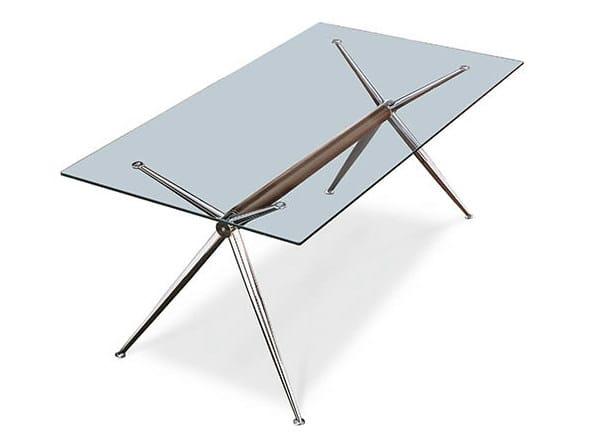 Rectangular dining table BRIOSO by Midj