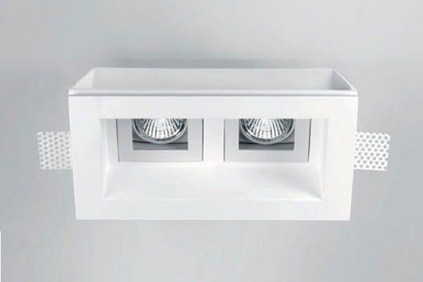 Gypsum spotlight XGQ1000-2 | Spotlight by PANZERI
