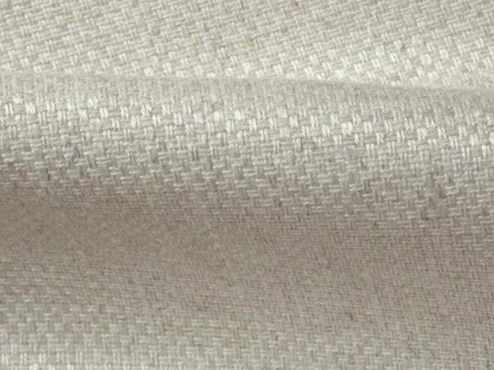 Solid-color pique fabric MILOS by LELIEVRE