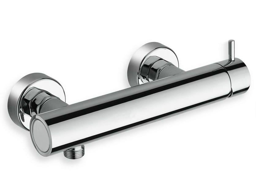 TRICOLORE VERDE | Miscelatore per doccia