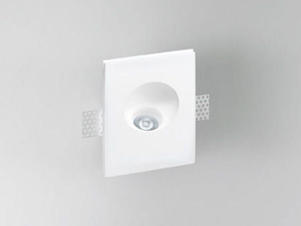 LED wall-mounted gypsum steplight XGR1023 | Steplight by PANZERI