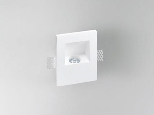 Segnapasso a LED a parete in gesso XGQ1026 | Segnapasso by PANZERI