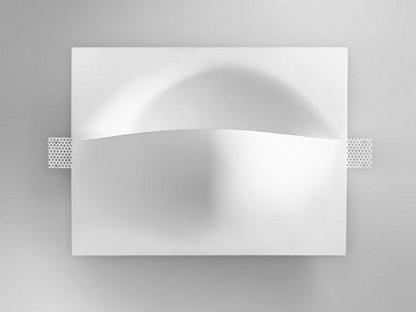 LED indirect light recessed wall lamp XGQ1031 | Wall lamp by PANZERI