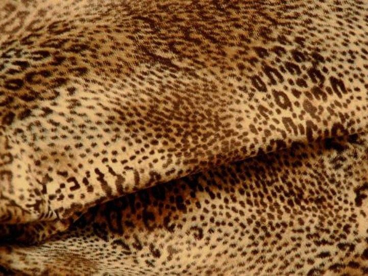 Animalier upholstery fabric L-Y-N-X by LELIEVRE