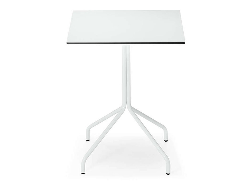 Square contract table ITALIA | Contract table by Midj