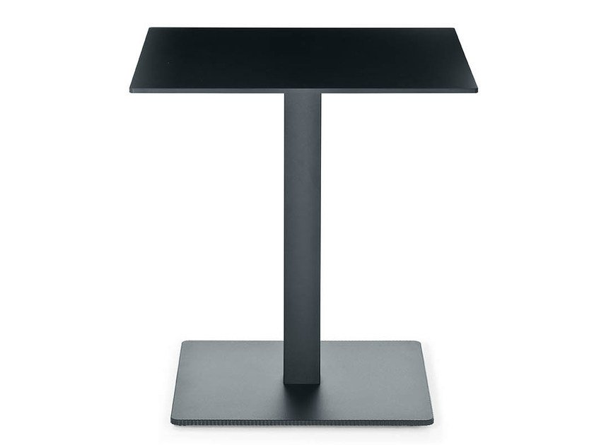 Square contract table COMPOSIT/1 | Square table by Midj