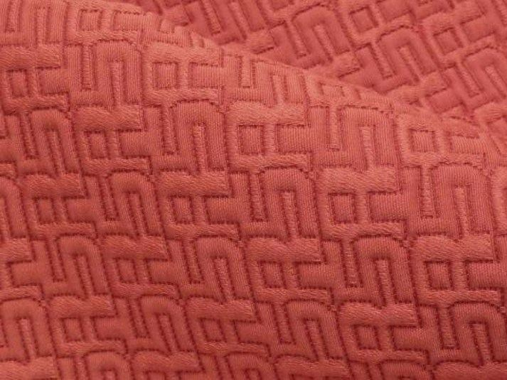 Solid-color pique fabric RUE MADAME by LELIEVRE