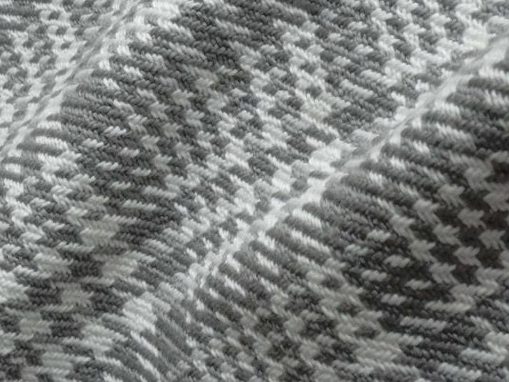 Madras cotton fabric RUE CASANOVA by LELIEVRE