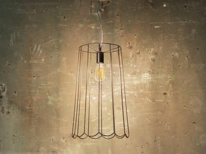 Iron pendant lamp LUCILLA | Pendant lamp by Karman