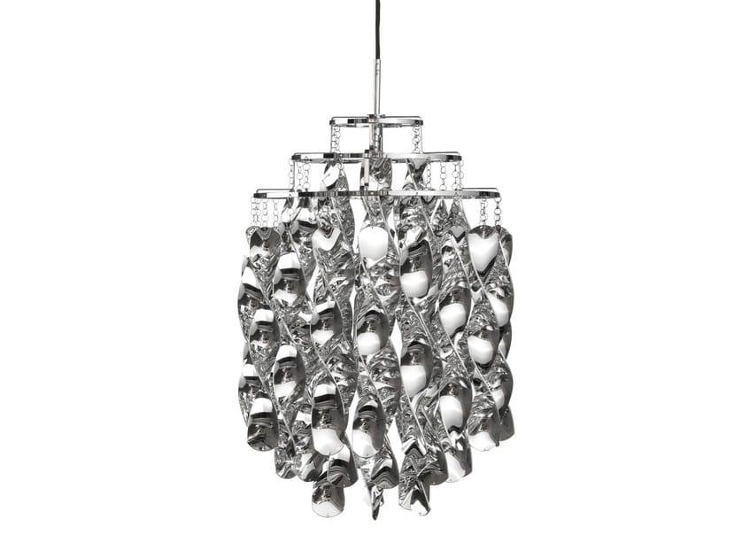 Metal pendant lamp SPIRAL MINI by Verpan