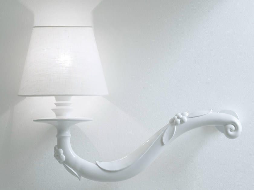 Ceramic wall lamp DÉJÀ-VU | Wall lamp by Karman